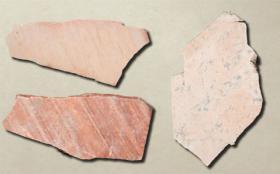 アルビノピンク | 自然石タイル